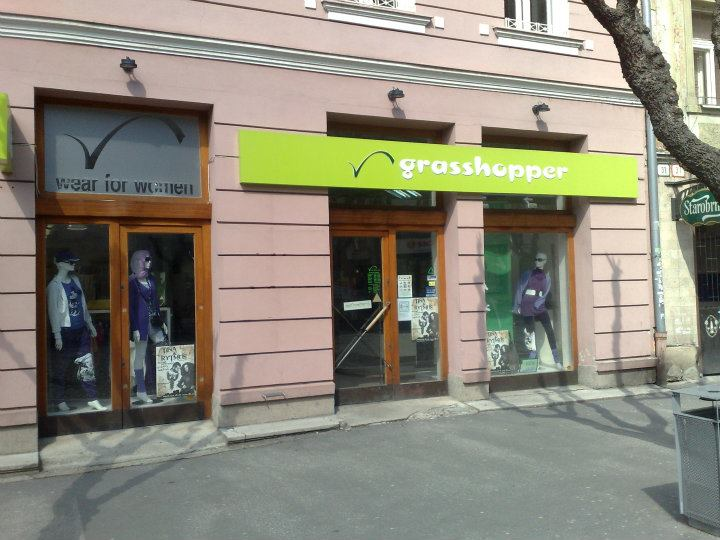 Dámske odevy Grasshopper Trenčín 9dc6b2be030